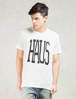 Paul Smith White Haus' Print T-shirt Picture