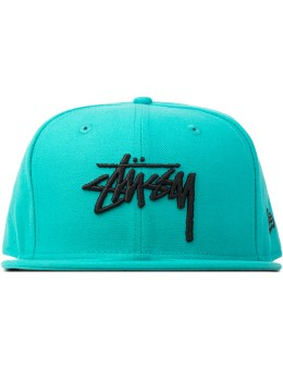 Stussy Stock New Era Cap Picture