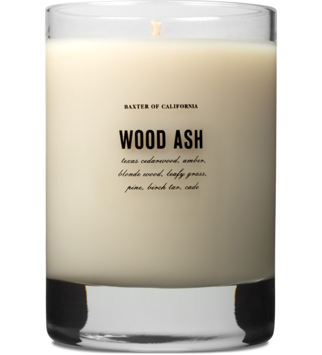 Baxter of california wood ash flammable soy wax scented for Best scented candle brands