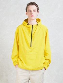 ami Half Zip Hooded Jacket Picture