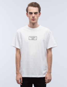 #FR2 Smoking Kills Small Logo S/S T-Shirt Picture