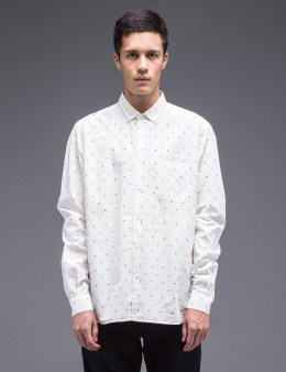 YMC Dot Button Down L/S Shirt Picture