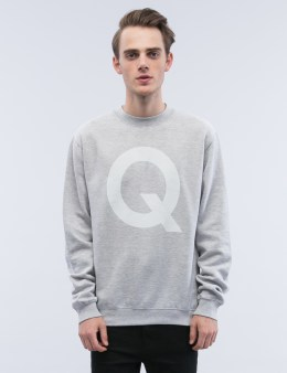 The Quiet Life Q Crew Sweatshirt Picture