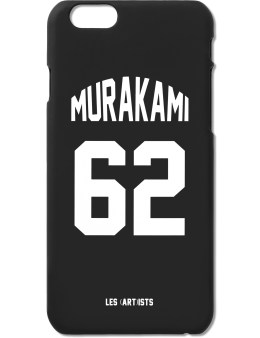 LES (ART)ISTS Black MURAKAMI62 iPhone6 Case Picture