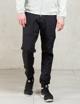 REIGNING CHAMP Black Stretch Nylon/hwt Powerdry Pants Picture