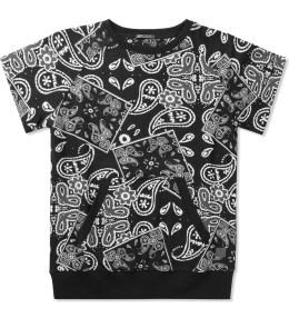 unyforme Black Ceremony S/S Crewneck T-Shirt Picture