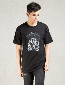 Black Scale Black Wooden Savior T-shirt Picture