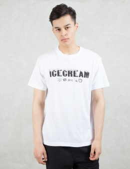 ICECREAM Selection T-Shirt Picture