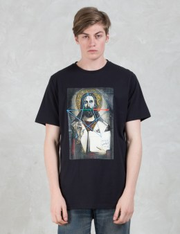 Black Scale Black Scale X Diamond Supply Co. Geometrics T-shirt Picture