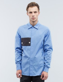 MARNI Wool Pocket Shirt Picture