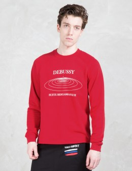 Opening Ceremony Debussy Sweatshirt Picture