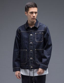Risey RDW Denim Jacket Picture