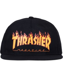 Thrasher Flame Snapback Picture