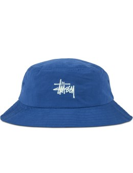 Stussy Classic Logo Bucket Hat Picture