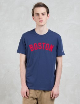 "Champion Reverse Weave ""Boston"" S/S T-shirt Picture"