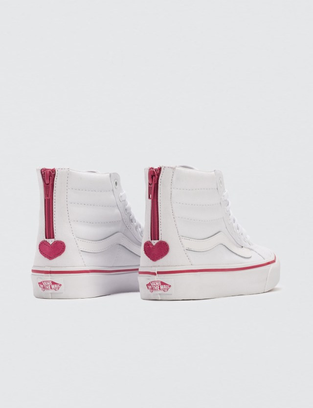 Vans Valentines Sk8-Hi Slim Zip