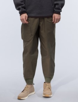 kolor Zip Details Jogging Pants Picture