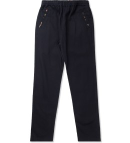 GRAND SCHEME Navy Slouch Chino Pant Picture