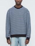 MSGM Striped Sweatshirt Picture