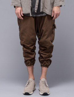 N.D.G. STUDIO Cargo Zip Pants Picture