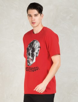 Stussy Red Misterioso T-Shirt Picture