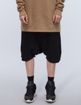 Rick Owens DRKSHDW Pantalioni Pod Shorts Picture