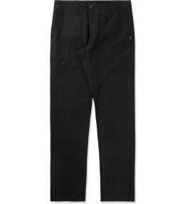 UNDEFEATED Black Slub Combat Pants Picture