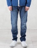 Paul Smith Red Ear Washed Straight Fit Jeans Picture