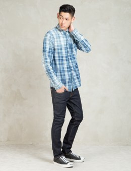 Nudie Jeans Indigo Tight Long John Jeans Picture