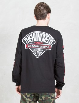 The Hundreds Chapter Long Sleeve T-Shirt Picture