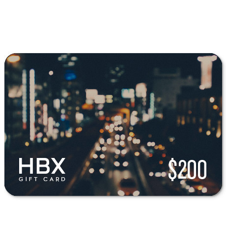 HBX Gift Card $200