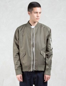 Barney Cools VIP Bomber Jacket Picture