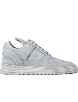 Filling Pieces Zig Zag Low Top Transformed Sneakers Picture