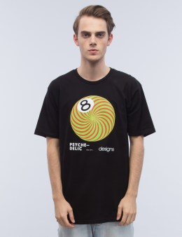 Stussy Dizzy 8 Ball T-Shirt Picture