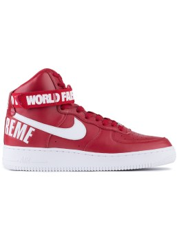 NIKE Nike Air Force 1 X Supreme Picture