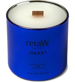 retaW Isley Blue Fragrance Candle Picture