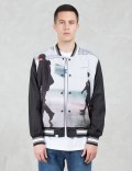 thisisneverthat Museum Varsity Jacket Picture