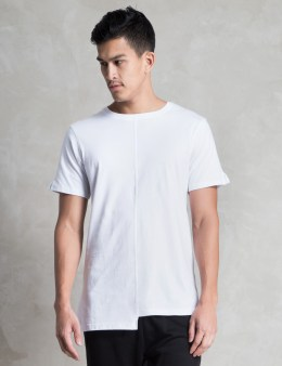 unyforme White Payton T-Shirt Picture