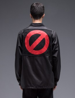 GHOSTBUSTERS x HSTRY GB Logo Coach Jacket Picture