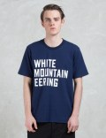 "White Mountaineering ""White Mountaineering"" Printed S/S T-shirt Picture"