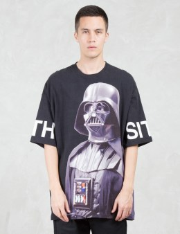 "UNDERCOVER ""Dark Vader"" Graphic S/S T-shirt Picture"