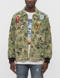 Diamond Supply Co. Pacific Tour Patch Jacket Picture