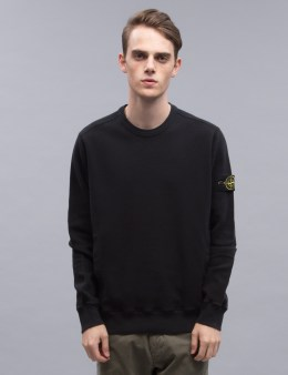 STONE ISLAND Sweatshirt With Side Pocket Picture