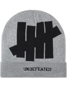 UNDEFEATED 5 Strike Cuff Beanie Picture