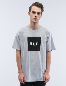 HUF Box Logo S/S T-Shirt Picture