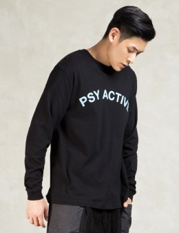 P.A.M. Black Psy-activity L/s T-shirt Picture