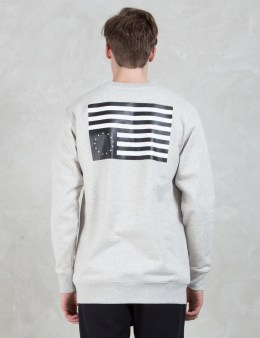 Black Scale Rebel Slam Crewneck Picture
