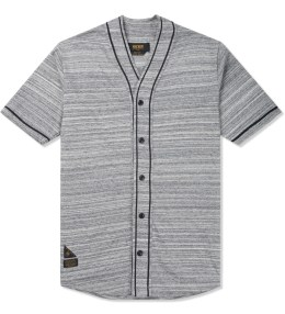 10.DEEP Optic Marl Garment Supply Baseball Jersey Picture