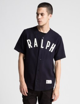 Acapulco Gold Navy Ralph Baseball Jersey Picture
