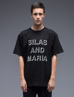 SILAS Silas&Maria Shadow S/S T-Shirt Picture
